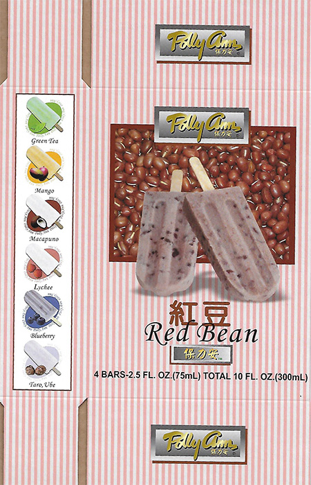 California Popsicle, Inc. Issues Allergy Alert on Undeclared Milk in Ice Bars