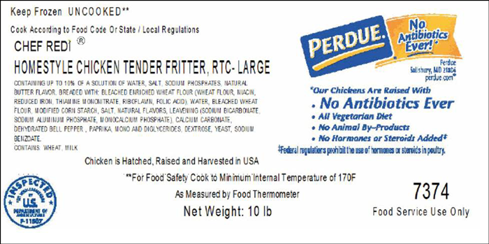 Perdue Foods LLC Recalls Chicken Products due to Misbranding and Undeclared Allergens