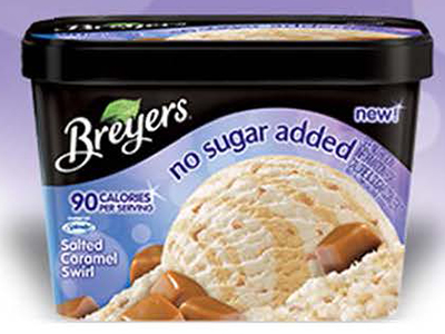 Unilever United States, Inc. Issues Allergy Alert for Limited Number of Tubs of Breyers® No Sugar Added Salted Caramel Swirl Due to Undeclared Almond