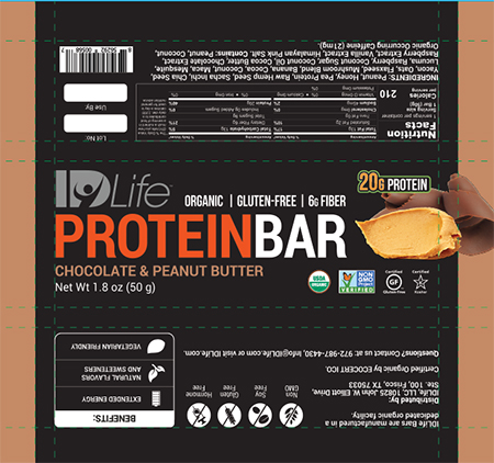 IDLife, LLC Issues Allergy Alert on Various Undeclared Allergens in its Bars