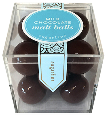 Sugarfina Issues Allergy Alert on Undeclared Peanuts in Milk Chocolate Malt Balls