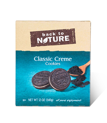 Back to Nature Expands Voluntary Recall for Limited Number of Classic Creme Cookies Due to Undeclared Milk