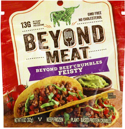 Beyond Meat Issues Allergy Alert on Undeclared Peanut in Beyond Meat Feisty Crumbles