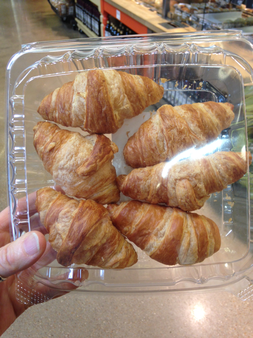 Whole Foods Market Southwest Region Recalls Mini Butter Croissants Due to Undeclared Egg