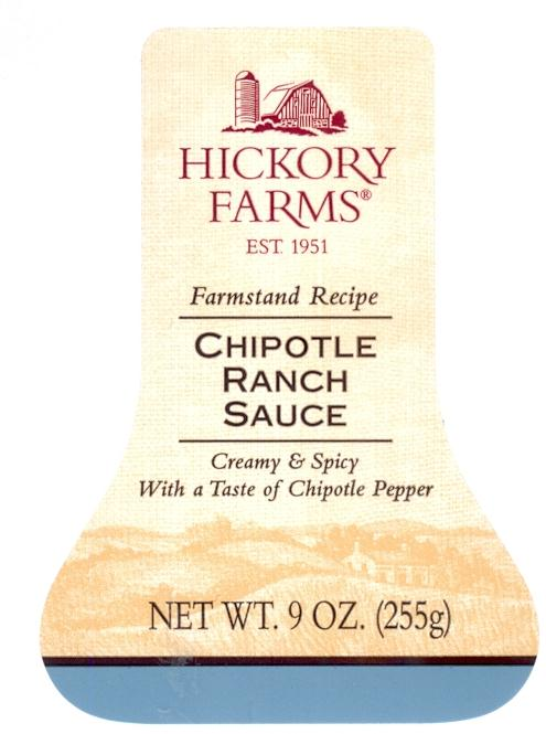 Hickory Farms Issues Allergy Alert on Chipotle Ranch Sauce Due to Undeclared Milk