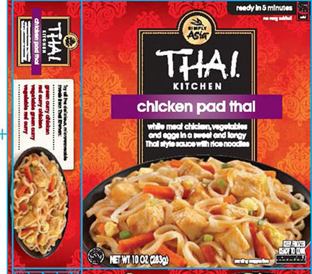 Ohio Firm Recalls Chicken Pad Thai Product Due to Misbranding and Undeclared Allergen