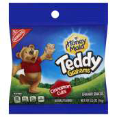 Mondelēz Global LLC Conducts Nationwide Voluntary Recall of Limited Quantity of Honey Maid Teddy Grahams Cinnamon Cubs Product Sold in Foodservice Channels in the U.S.