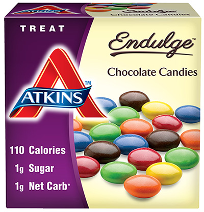 Atkins Nutritionals, Inc. Voluntary Recalls Limited Quantity of Atkins Chocolate Candies (Peanut)