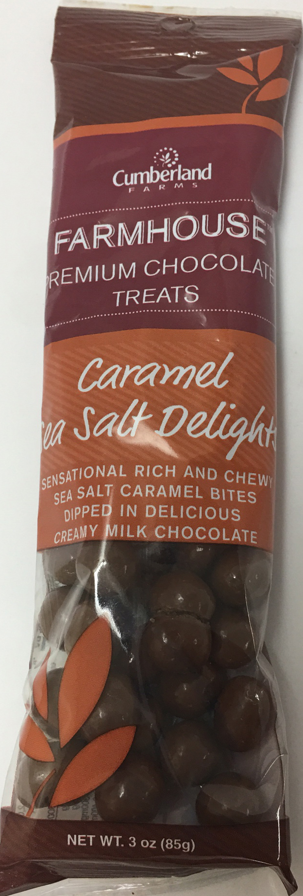 Cumberland Farms Announces Voluntary Recall of its Sea Salt Caramel Delights Flavor of Cumberland Farms Premium Chocolate Treats Due to Possible Presence of Peanuts