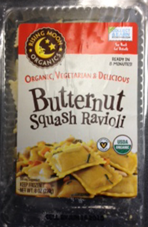 Carmel Food Group Announces a Voluntary Recall of One Code Date of Mislabeled Butternut Squash Ravioli Due to Undeclared Allergens