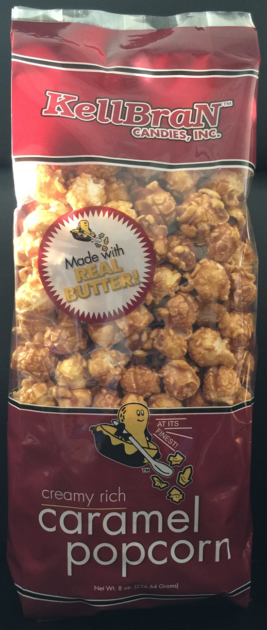 KellBran Candies Issues Allergy Alert on Undeclared Milk in Caramel Popcorn