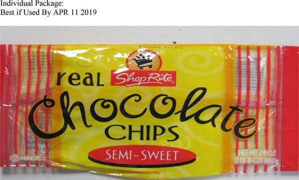 Wakefern Food Corp. Voluntarily Recalls ShopRite Semi-Sweet Real Chocolate Chips