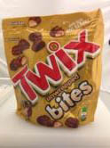 Mars Chocolate North America Issues Allergy Alert Voluntary Recall on Undeclared Peanuts and Eggs in TWIX® Bites 7oz Stand Up Pouch
