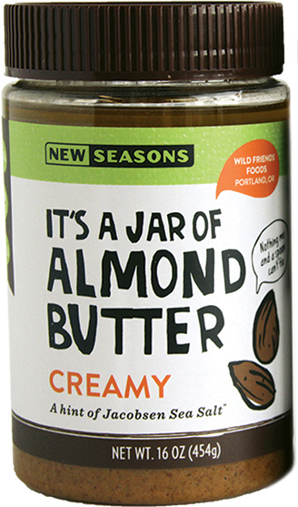 New Seasons Market Issues Allergy Alert on Undeclared Peanuts in Creamy Almond Butter