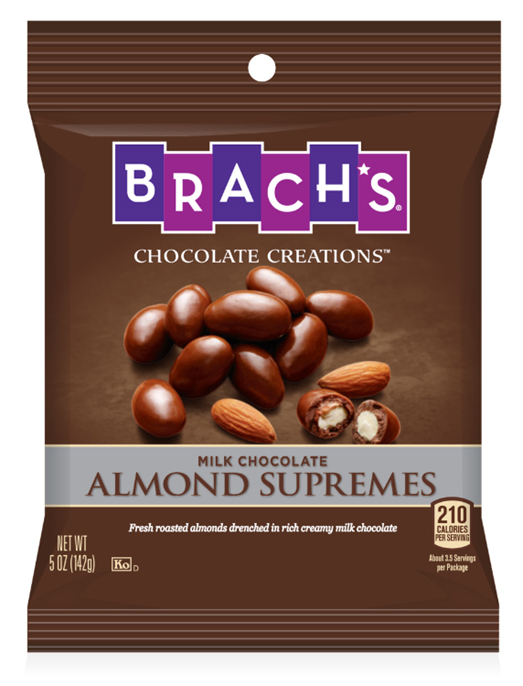 Ferrara Candy Issues Allergy Alert on Undeclared Peanuts and Wheat in Almond Supremes with a Best by Date of 4/22/2017