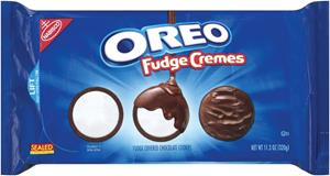 Mondelēz Global LLC Conducts Nationwide Voluntary - Recall of Oreo Fudge Cremes Product Sold in the U.S. Recall Due to Milk Allergen Not Listed in Ingredient Line
