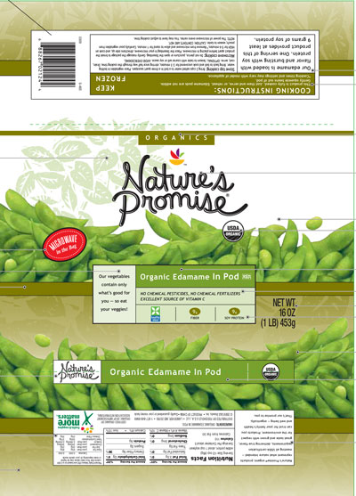 Giant/Martin's Alerts Customers To Voluntary Recall Of Nature's Promise Organic Edamame (Soy)