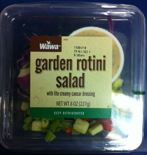New Jersey Firm Issues Allergy Alert On Undeclared Fish, Wheat and Egg In Garden Rotini Salad