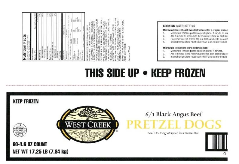 Pennsylvania Firm Recalls Pretzel Dog Products Due To Misbranding and Undeclared Allergens (Soy)