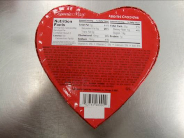 Fannie May Issues A Voluntary Recall Of Its 4.0 Oz. Heart-shaped Box Of Assorted Chocolates Due To Undeclared Peanuts
