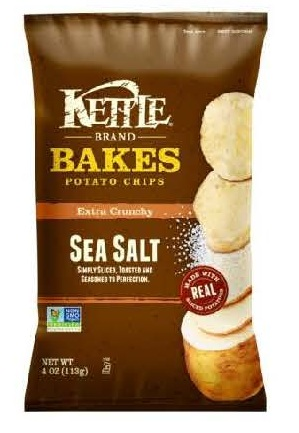 Kettle Brand Voluntarily Recalls Limited Run of Bakes Sea Salt Potato Chips Due to Potential Milk Allergen