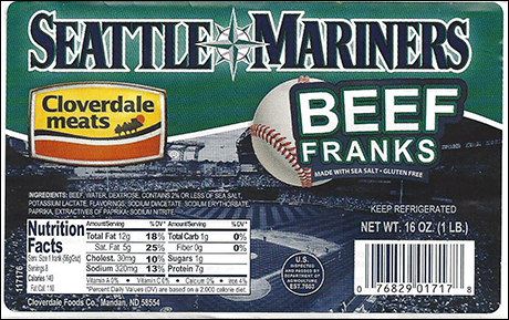 North Dakota Firm Recalls Beef Franks Due To Misbranding and Undeclared Allergen