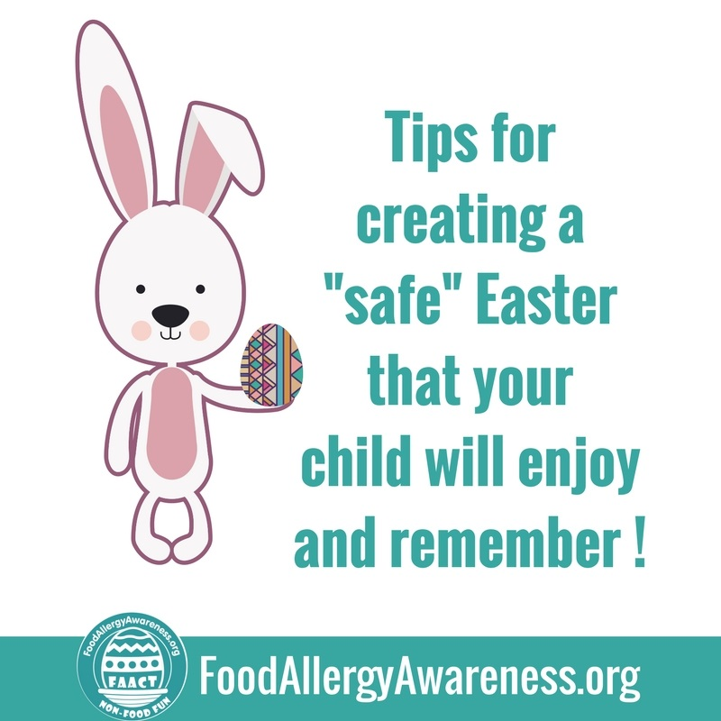 "Tips for Creating a ""Safe"" Easter That Your Child Will Enjoy and Remember"