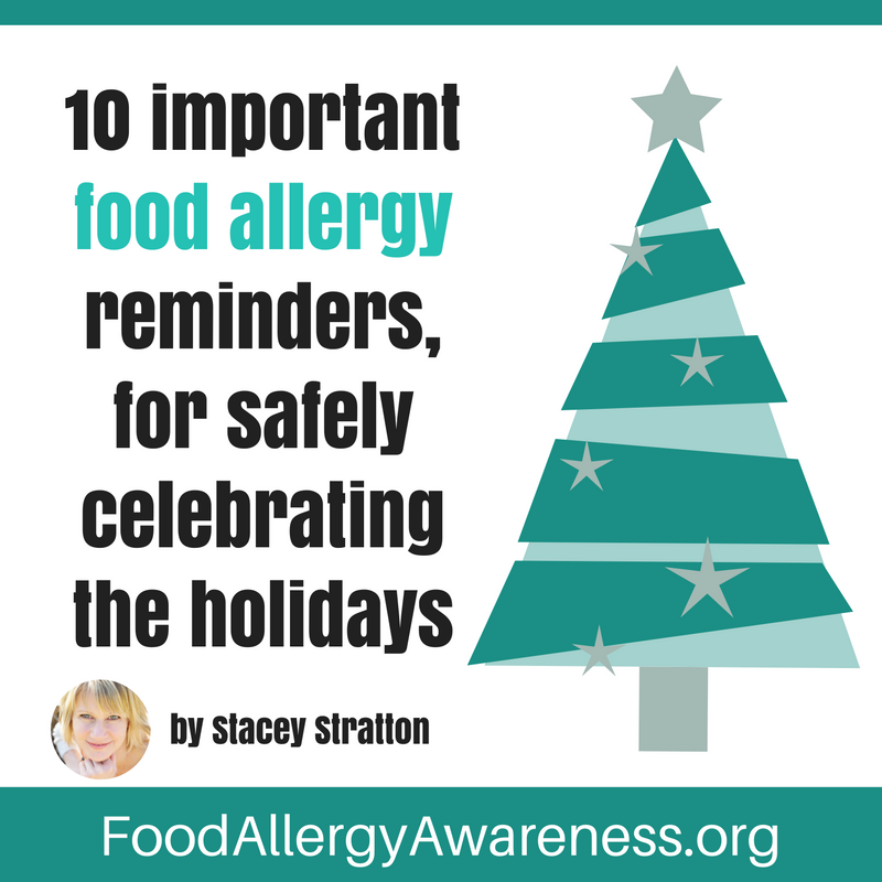 10 Important Safety Reminders for Celebrating the Holidays from FAACT