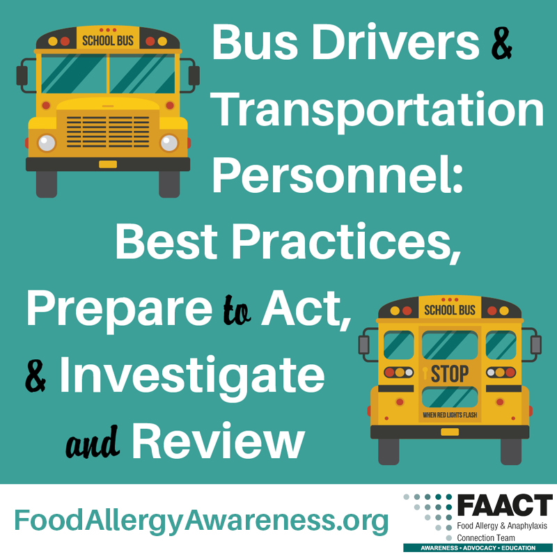 Best Practices for Bus Drivers and Transportation Staff