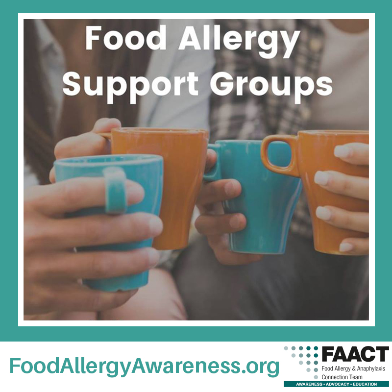 Food Allergy Support Groups
