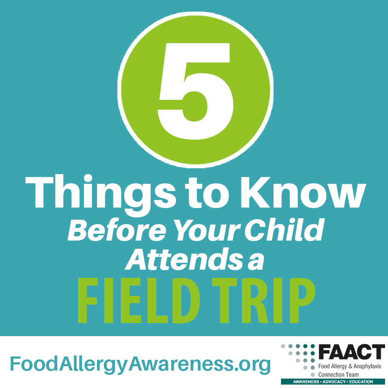 5 Things to Know Before Your Child Attends a Field Trip