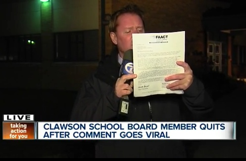 FAACT Reaches Clawson Public Schools in Michigan
