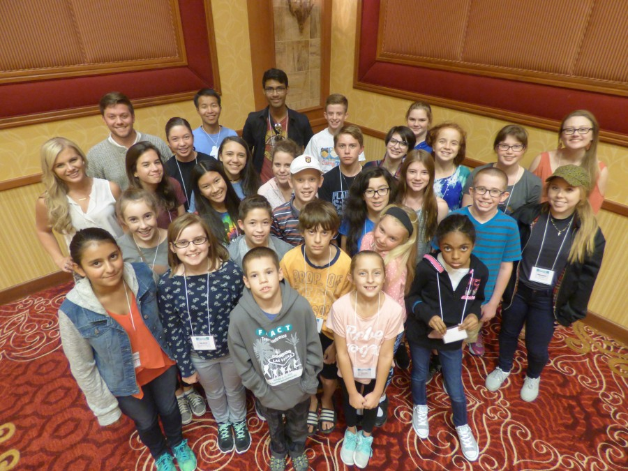 FAACT's Third Annual Teen Retreat Highlights