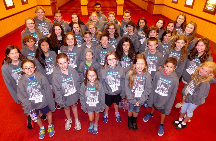 FAACT's Second Annual Teen Retreat Highlights